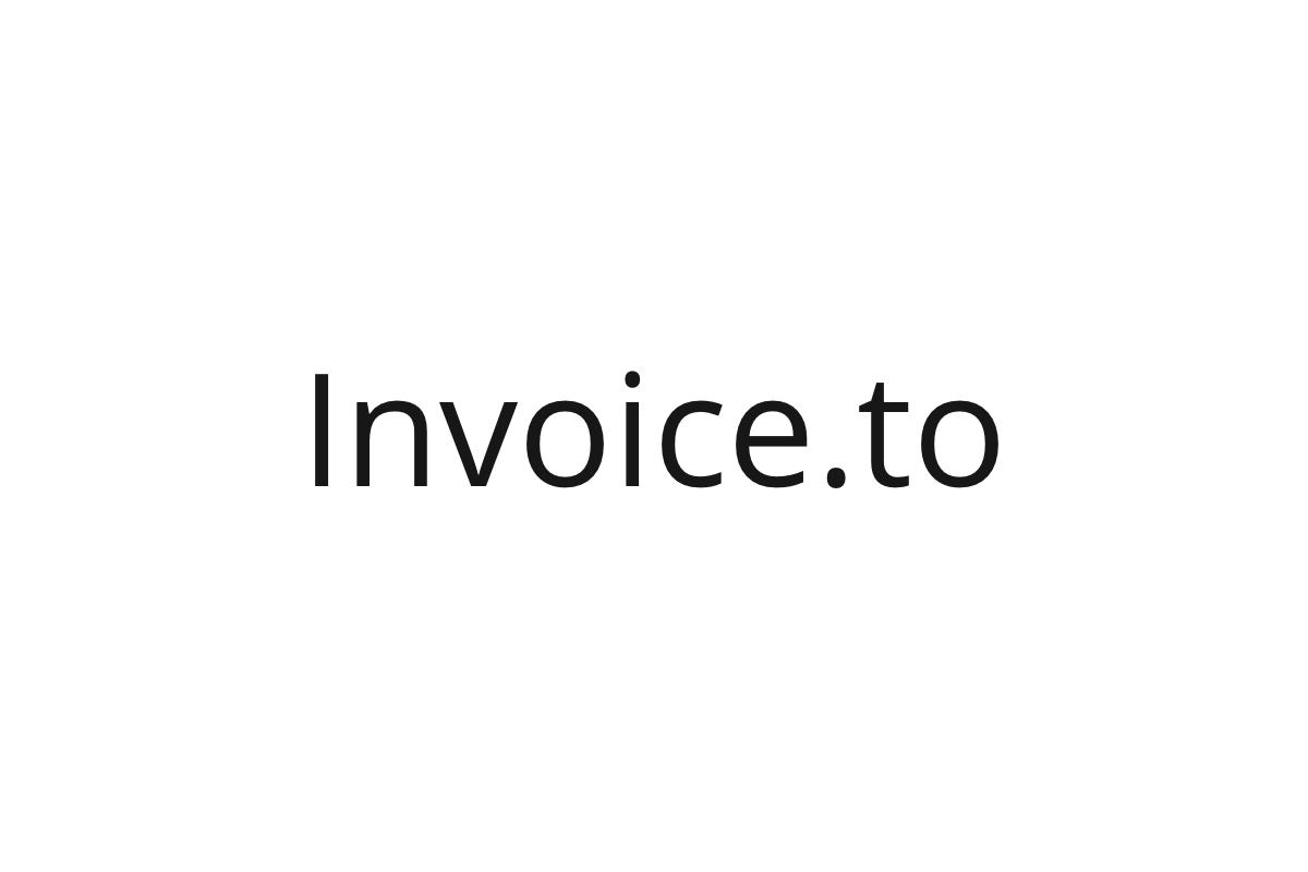 Invoice.to