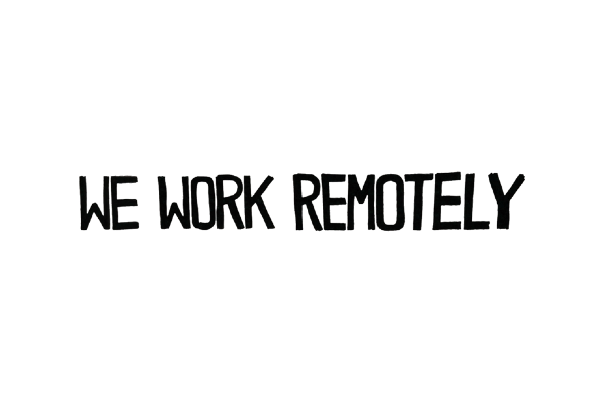 We Work Remotely